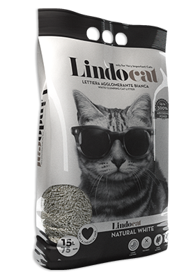 Lindocat Natural White