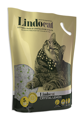 Lindocat Crystal Lemon