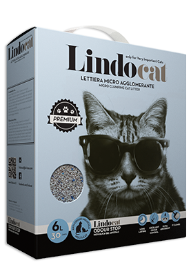 Lindocat ODOUR Stop