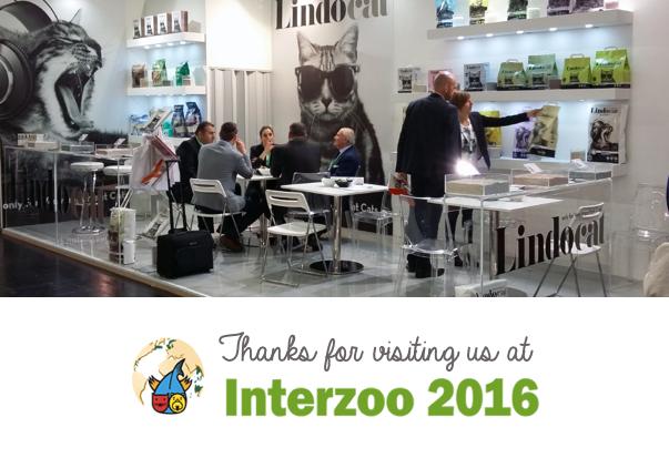 Lindocat Interzoo 2016