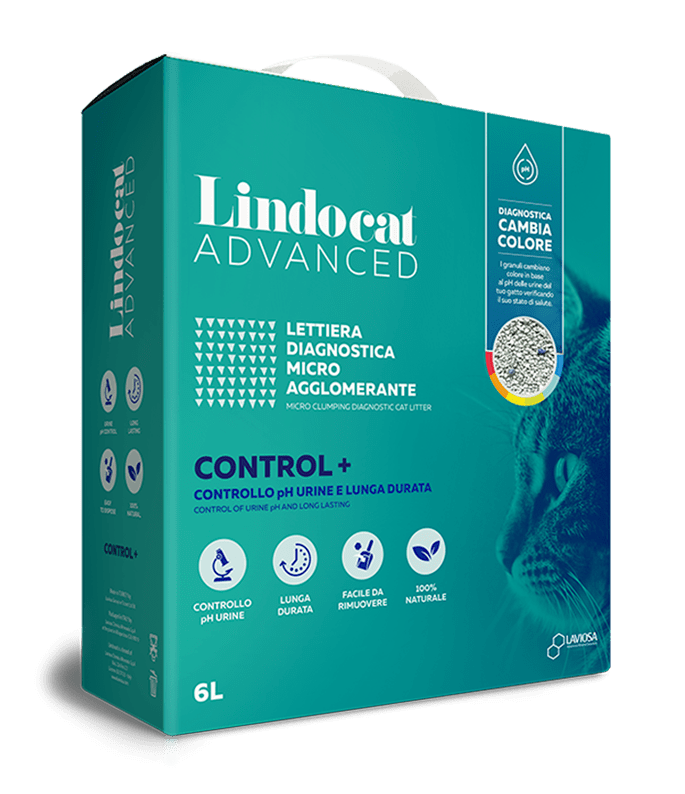 Lindocat Advanced Control +