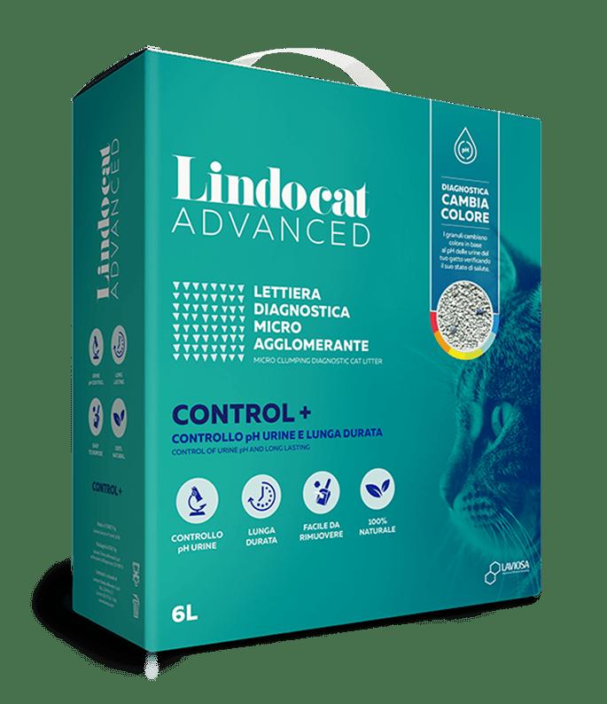 Lindocat Advanced Control+